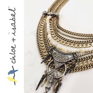 🆕 Amulet Chain Convertible Necklace c+i N570MEGS